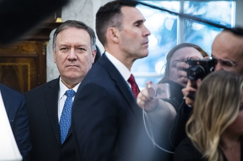 The Pompeo flop