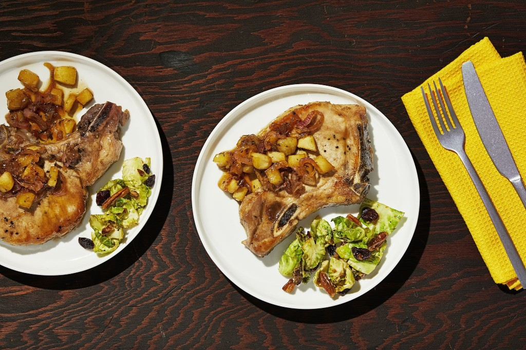 5 quick-cooking pork chop recipes that are packed with flavor