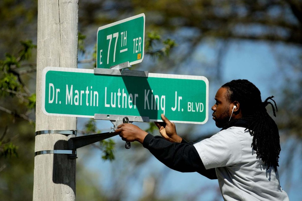 Martin Luther King Jr.'s name removed from historic street by Kansas City voters