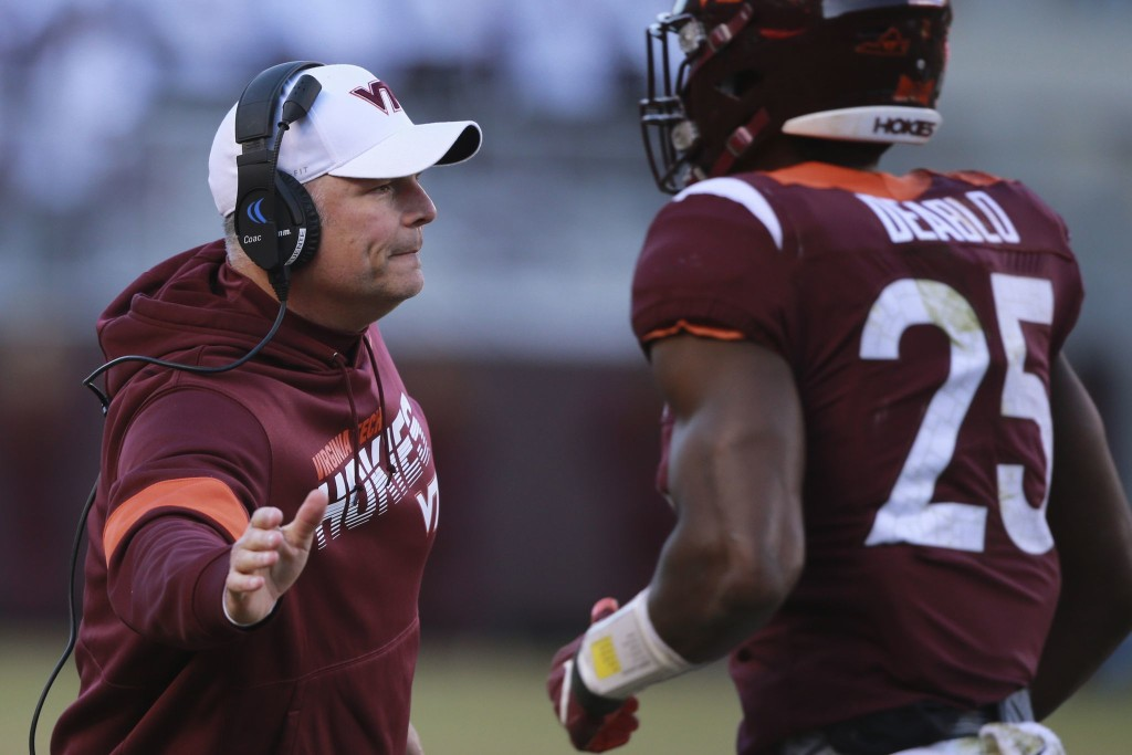 Virginia Tech defense willing to give up rushing yards to avoid big passing plays