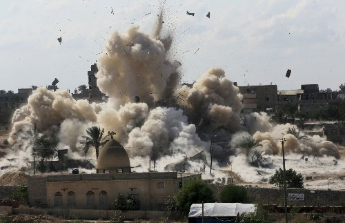 War has ravaged the Sinai for eight years. Why don't we know more about it?