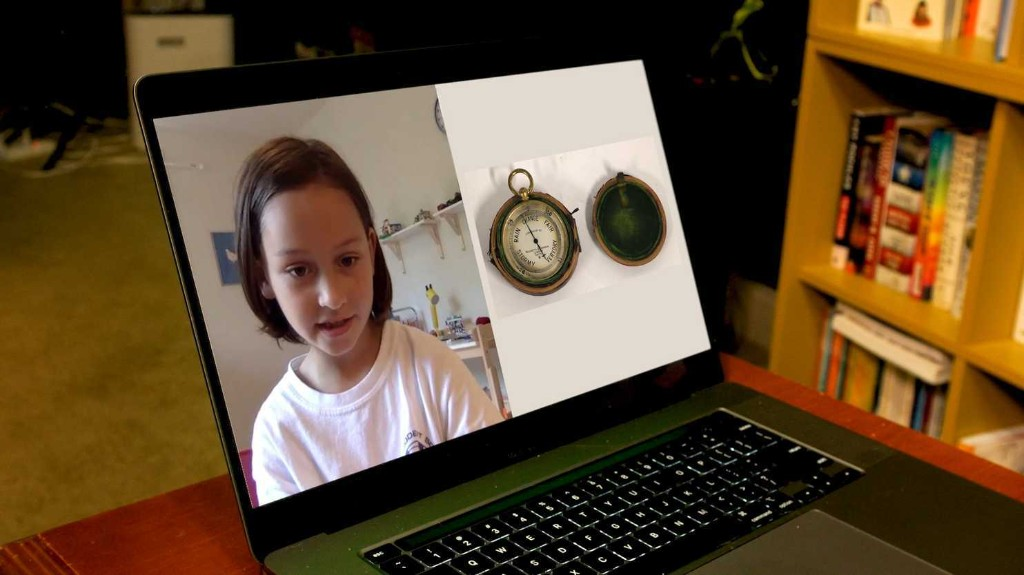 Kids try to identify 100-year-old World War I artifacts | Short Takes at Home - The Washington Post