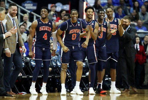 Auburn rises above dirty business of college basketball with a beautiful game