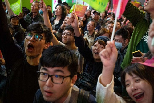 Why Taiwan's success with elections terrifies Beijing