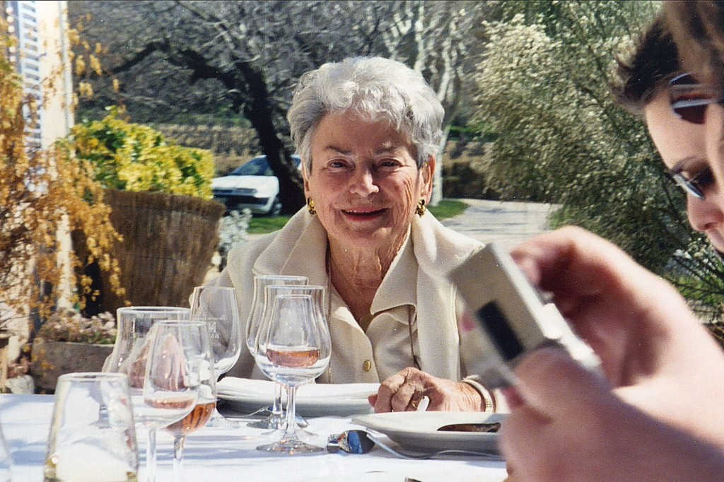 French winemaker Lulu Peyraud taught Americans 'joie de vivre,' and we owe her for that