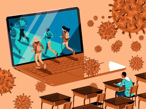 'It shouldn't take a pandemic': Coronavirus exposes Internet inequality among U.S. students as schools close their doors