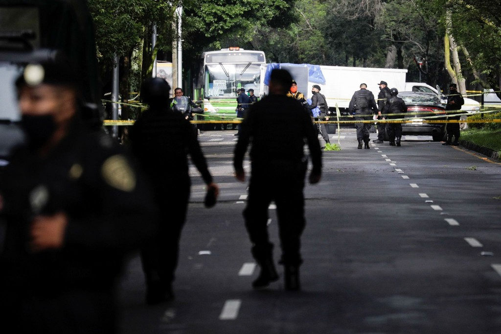 Mexico's Jalisco New Generation Cartel blazes a bloody trail in rise to power
