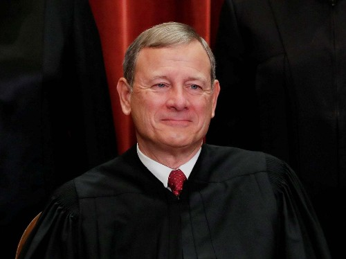 John Roberts won't save the country from Trump