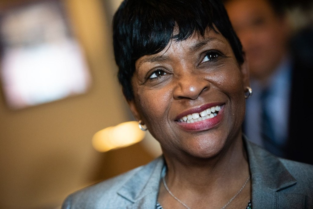 'She knows how to get people to behave themselves': Meet Maryland House Speaker Adrienne Jones