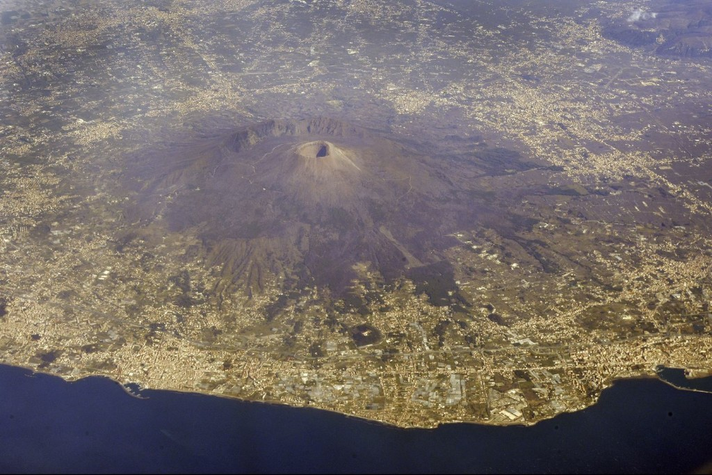 Mount Vesuvius eruption was so hot it turned one victim's brain into glass, researchers say