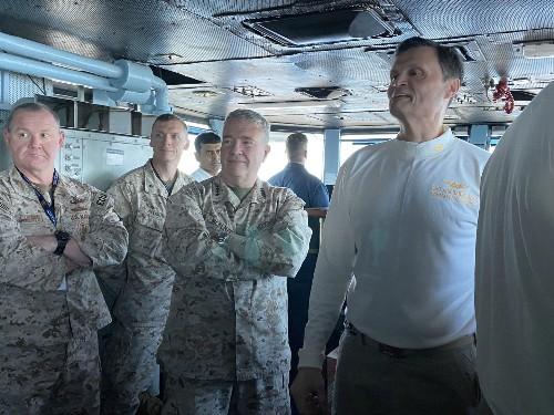 Iran has 'de-escalated,' but threat of retaliation remains, general says
