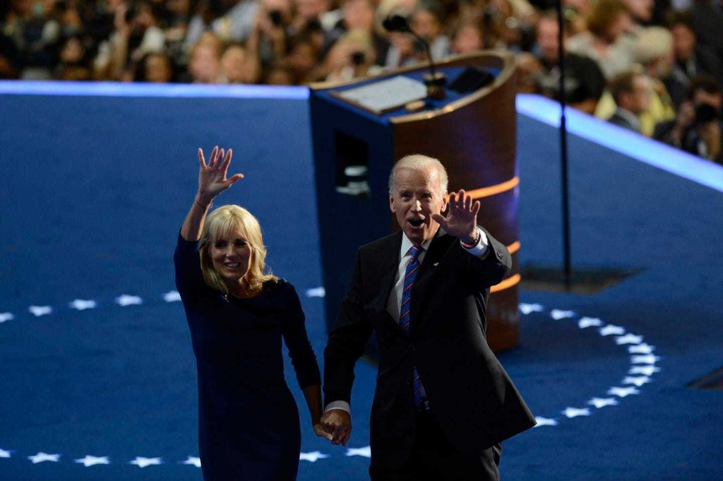 Biden enters the general election about where Hillary Clinton did in 2016