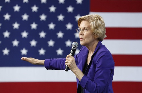 2020 Spotlight: Elizabeth Warren
