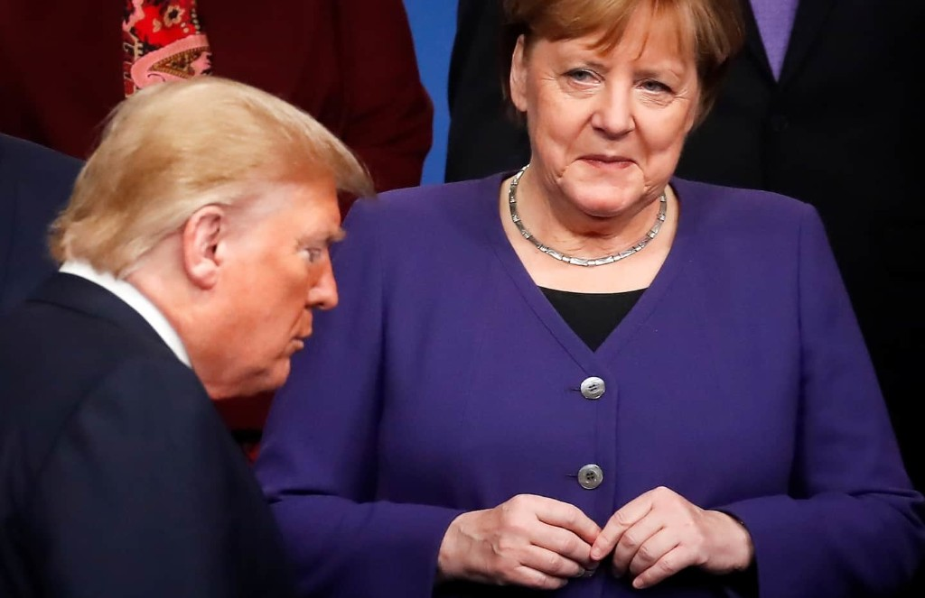 Trump postpones the annual Group of Seven meeting of world leaders until September at the earliest, wants to include Russia