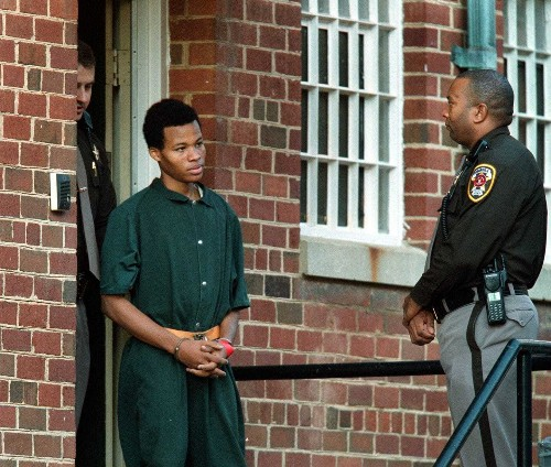 Supreme Court to consider whether sniper Lee Boyd Malvo should be resentenced