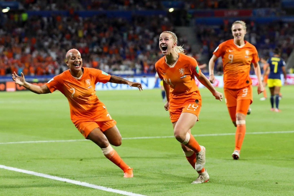 Netherlands hits its first Women's World Cup final but will have to punch up vs. mighty U.S.
