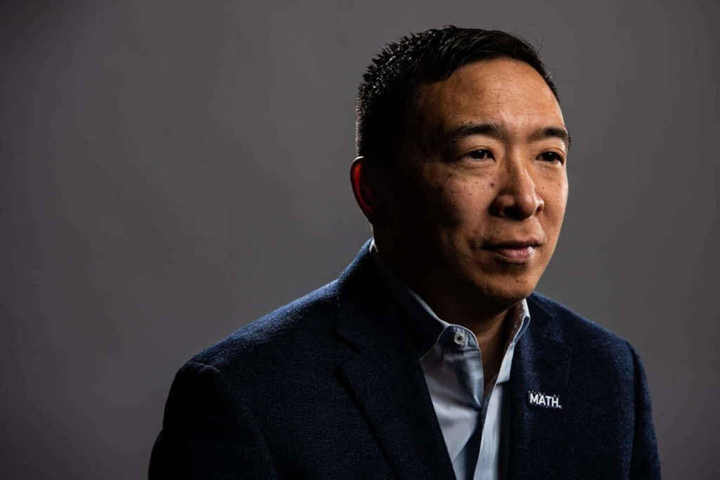 My big problem with Andrew Yang
