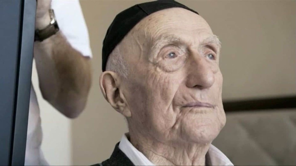 The world's oldest man, who survived Auschwitz, dies after celebrating his bar mitzvah at age 113