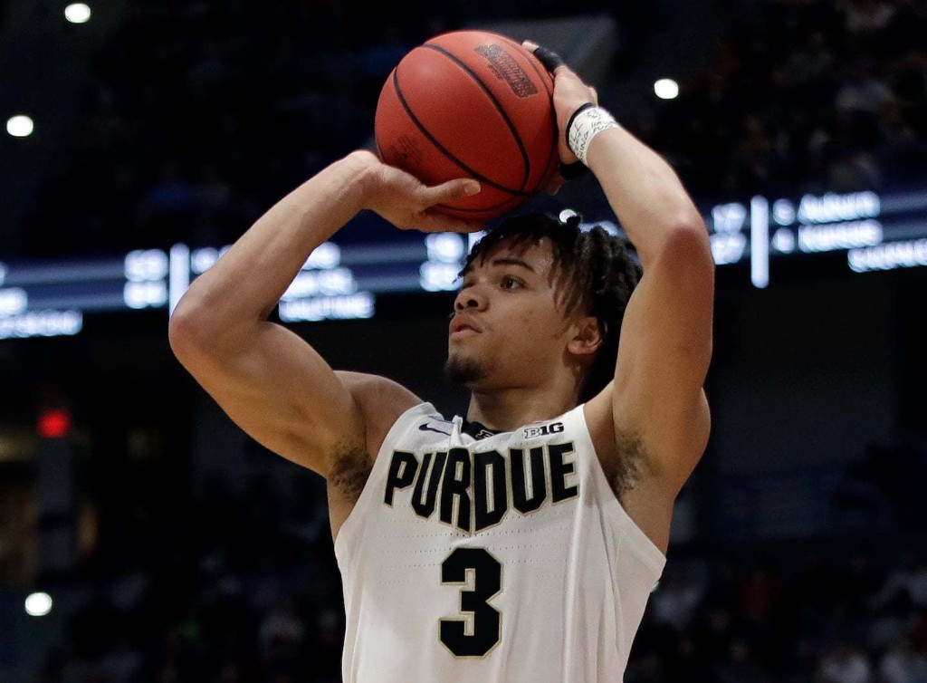 With Carsen Edwards, Purdue always has a shot. Lots of them, in fact.