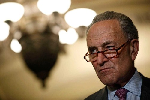 'I will oppose him with everything I've got,' Schumer says as Democrats prepare to fight Kavanaugh