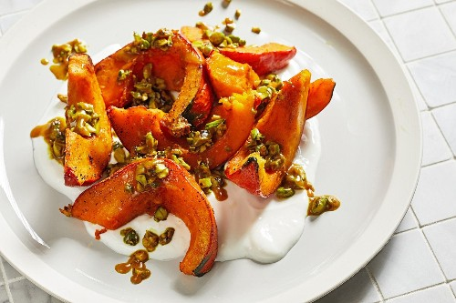 Here's a roasted squash recipe you'll be proud to serve to company — or keep all to yourself