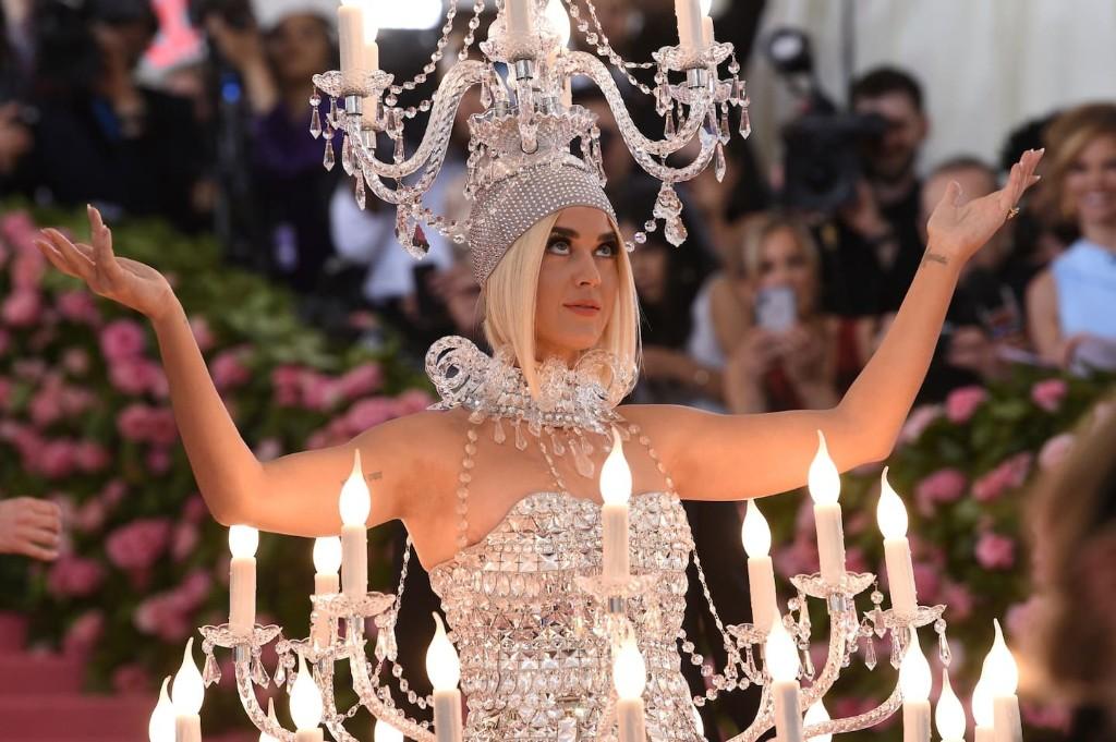 Met Gala red carpet highlights: Katy Perry's chandelier, Zendaya's magic trick, Jared Leto carries his own head