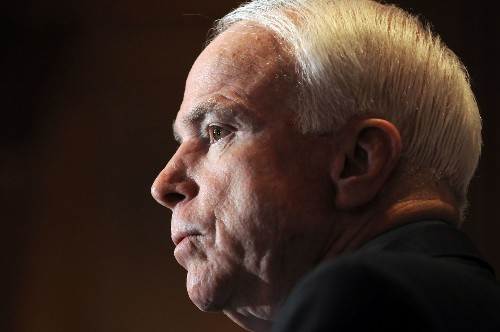 Whether he wanted to or not, John McCain played an outsized role in Trump's political narrative