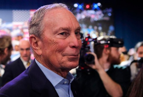 Bloomberg leaves his staffers without an income amid a coronavirus-induced recession