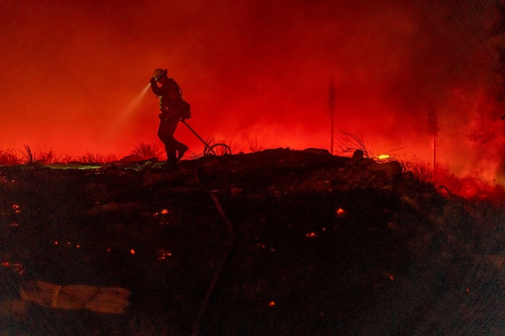 Western wildfires: Blazes fueled by climate change engulf vast region in crisis
