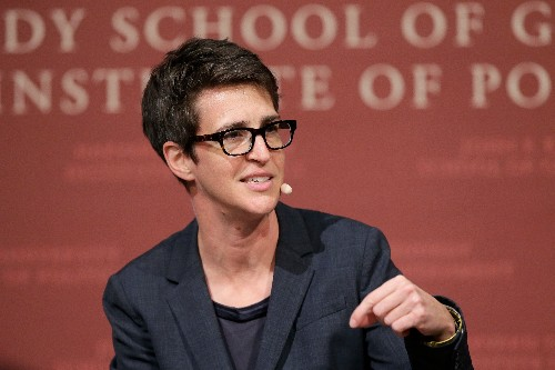 An untouchable Rachel Maddow busts her bosses at NBC News