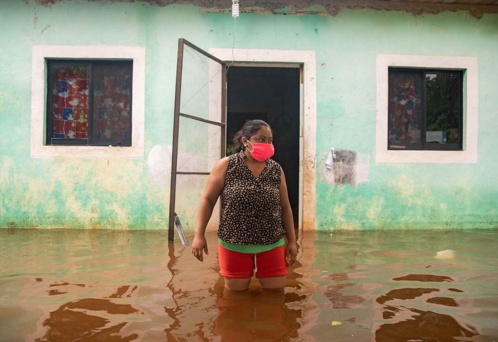 Hurricane preparedness meets coronavirus caution as Cristobal bears down