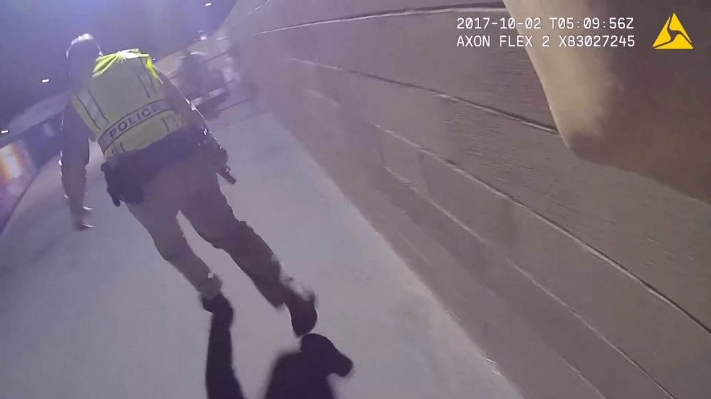 Investigators question girlfriend of Las Vegas shooter seeking to probe mind of shooter