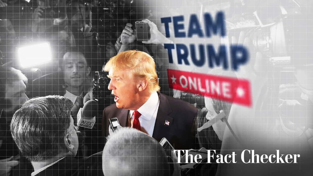 Trump campaign is creating an alternate reality online about coronavirus