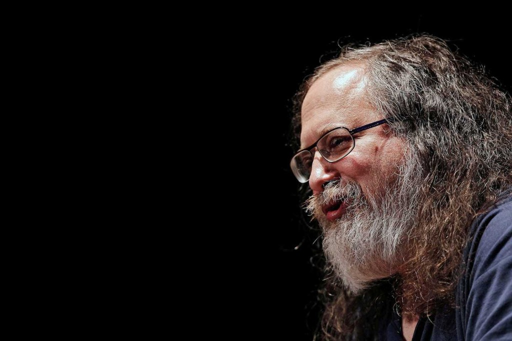 Computer scientist Richard Stallman resigns from MIT after comments about Epstein scandal