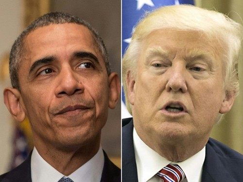 Comparing the 'Trump economy' to the 'Obama economy'