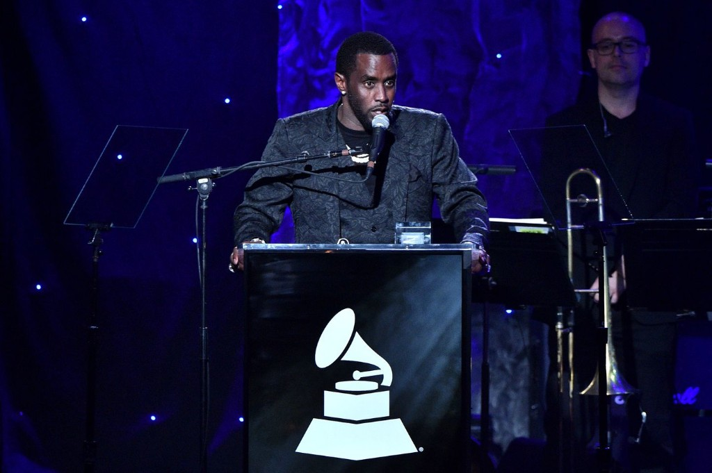 Diddy called out the Grammys for ignoring black artists during a pre-awards gala. The issue was still true when the ceremony took place on Sunday.