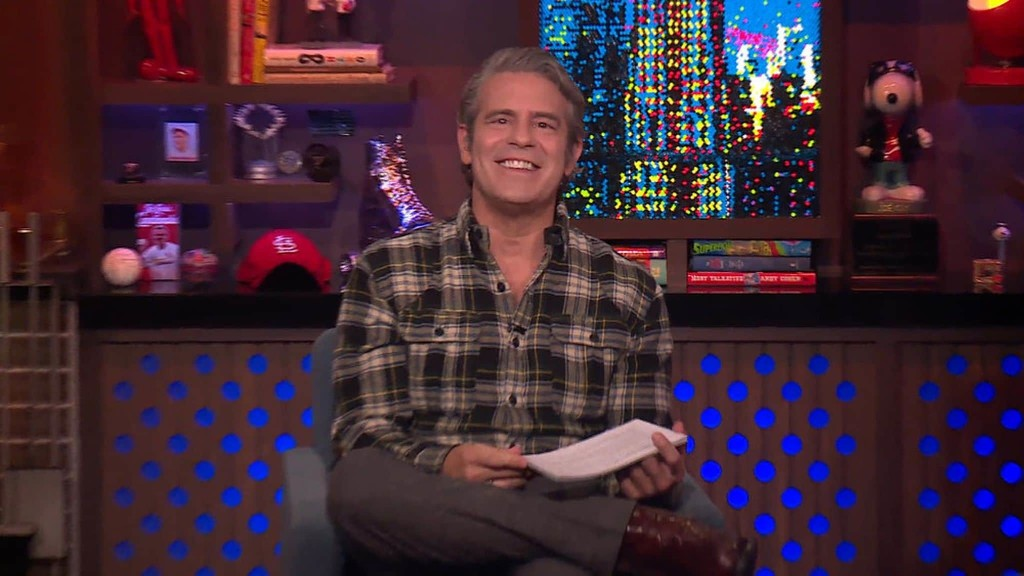 Andy Cohen on Trump and Real Housewives comparisons: 'I was offended on behalf of the Housewives'