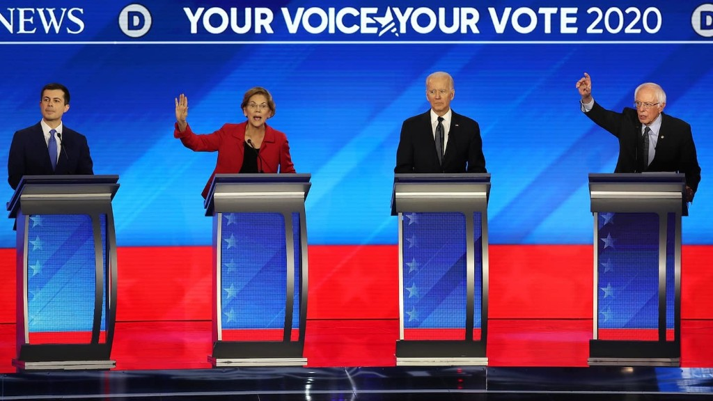 Democratic debate highlights: Debate wraps with answers on child poverty