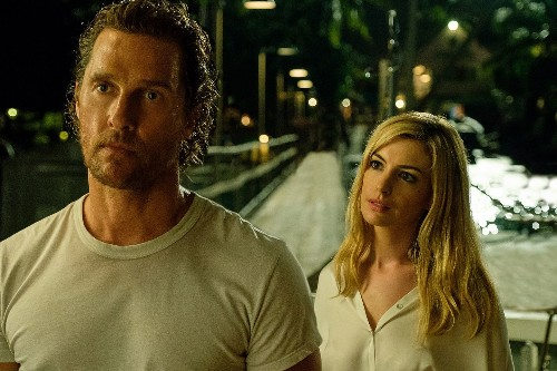10 harsh critiques of 'Serenity,' a 'three-headed freak of a movie' involving tuna and Matthew McConaughey's butt
