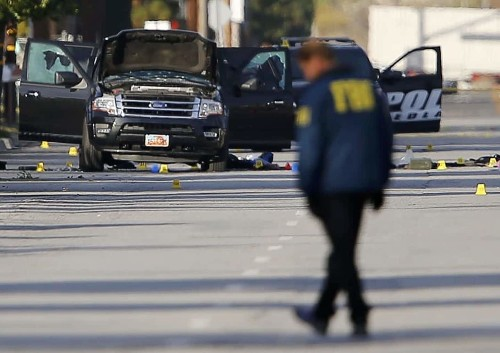 FBI says San Bernardino attacks considered act of terrorism; shooter pledged allegiance to Islamic State leader