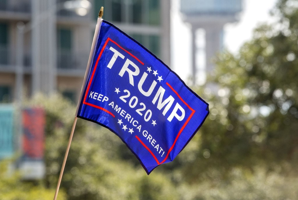 Leader of company that flies Trump 2020 flag warns of layoffs if president isn't reelected
