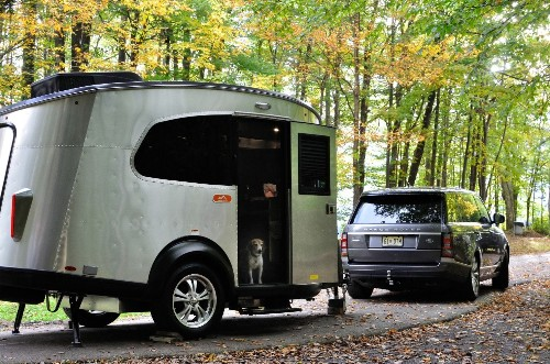 For convenience-minded road-trippers, the Airstream mystique in a smaller package