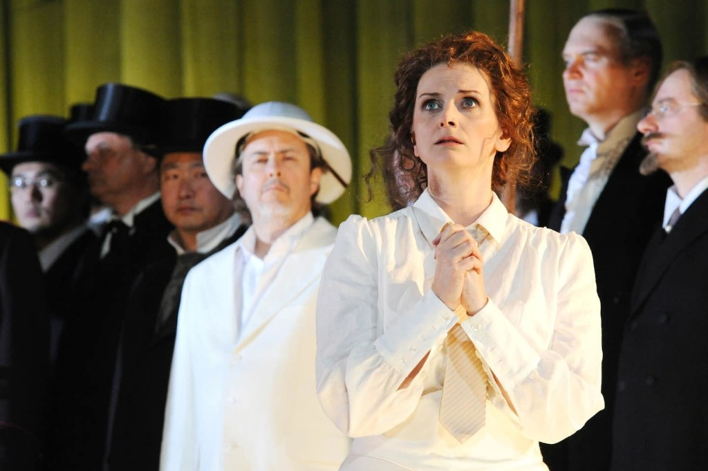 Using deaf actors, Victory Hall Opera continues to push boundaries