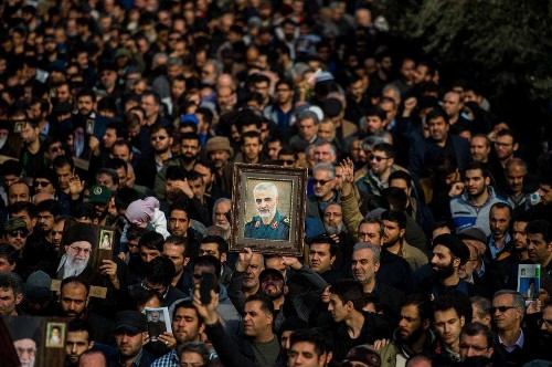 If there was no 'imminent' attack from Iran, killing Soleimani was illegal