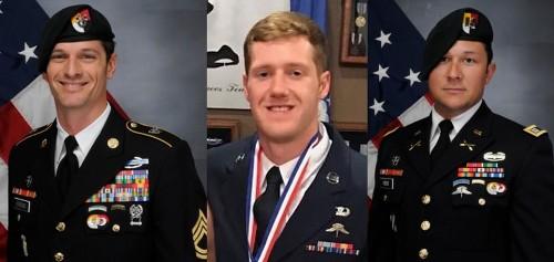 Pentagon identifies Special Operations troops killed in Afghanistan