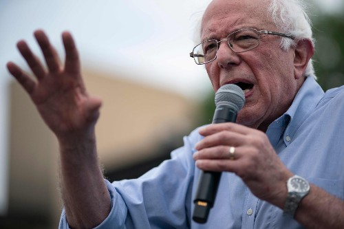Sanders accuses The Post of biased coverage due to his criticism of Amazon, cites no evidence