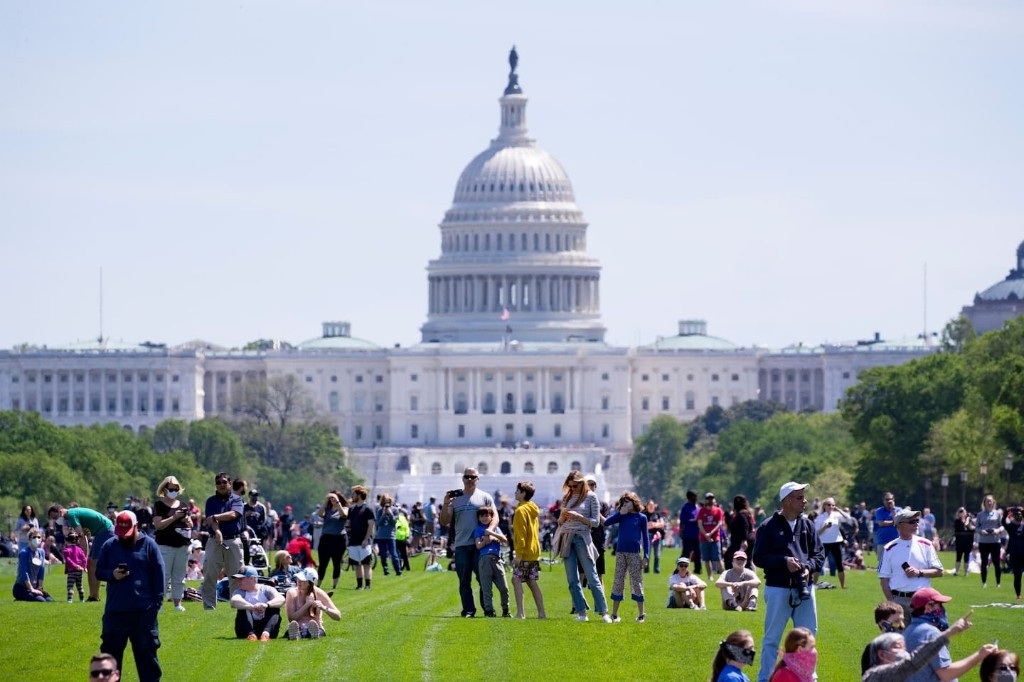 Americans' expectations for safe public gatherings slip to July at the earliest, Post-U. Md. poll finds