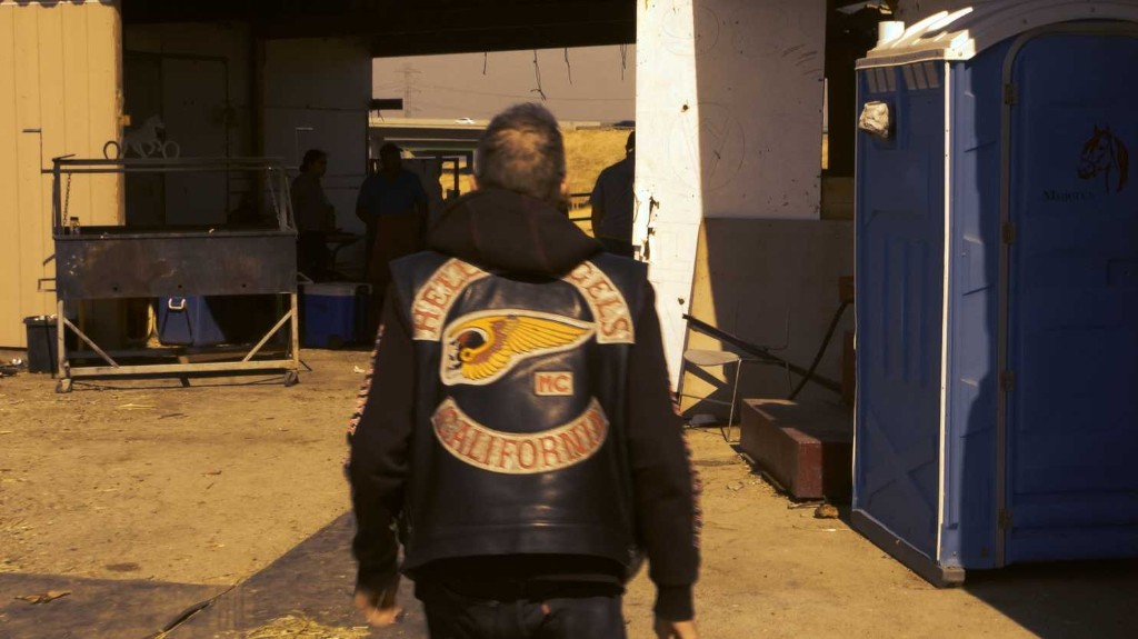 Video: The Hells Angels: The 'tigers' invited to lunch at Altamont