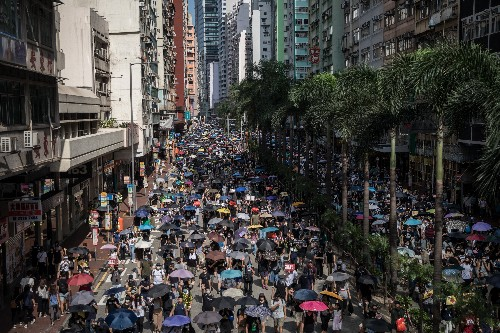 Hong Kong refuses to be absorbed by an increasingly nasty regime