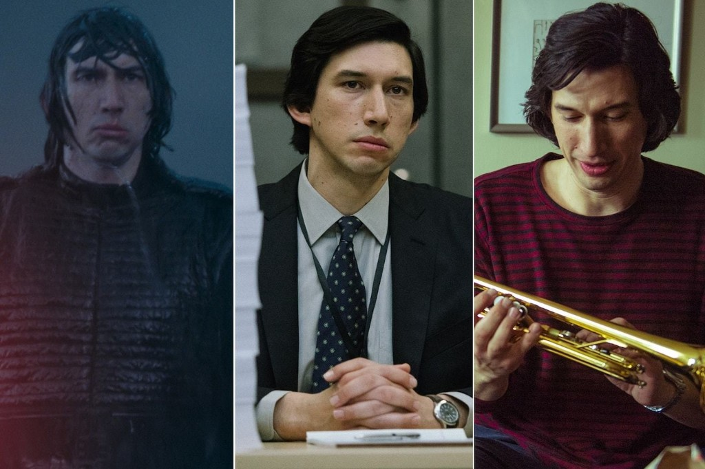 The season of Adam Driver has been a decade in the making